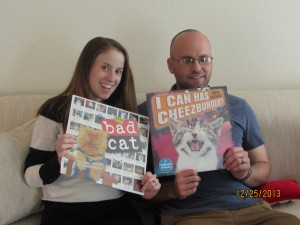 Traditional sibling cat calendar exchange